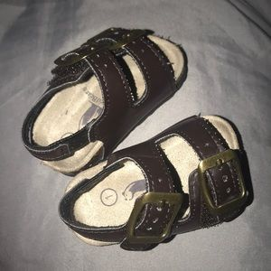 Other - Baby 1c brown sandals